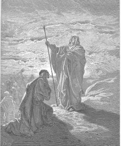 Samuel Blessing Saul