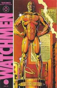 Watchmen #8