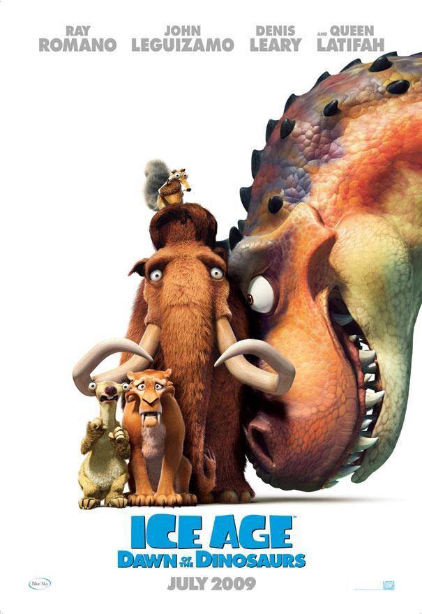 Ice Age 3: Dawn of the Dinosaurs (2009) | Pop Culture Christ