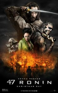 47 Ronin Movie Poster