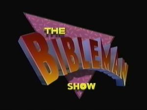 Bibleman Big Big Book